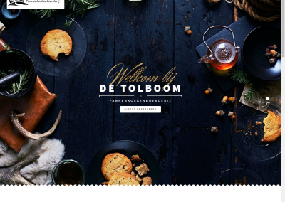 Huisstijl en Website – De Tolboom